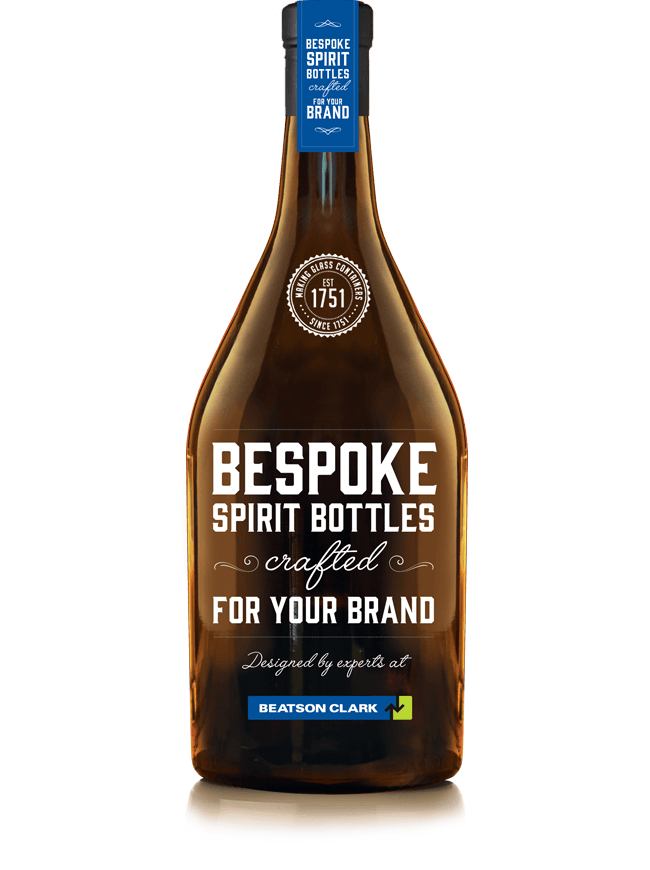 Unique Spirit Bottle